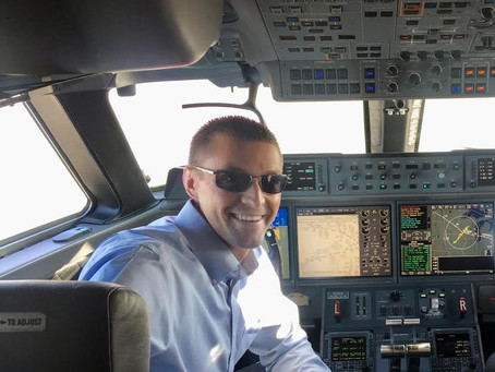 A Road Less Travelled - A Day in the Life of an International Corporate Pilot