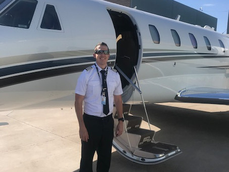 A Day in the Life: The Corporate Pilot