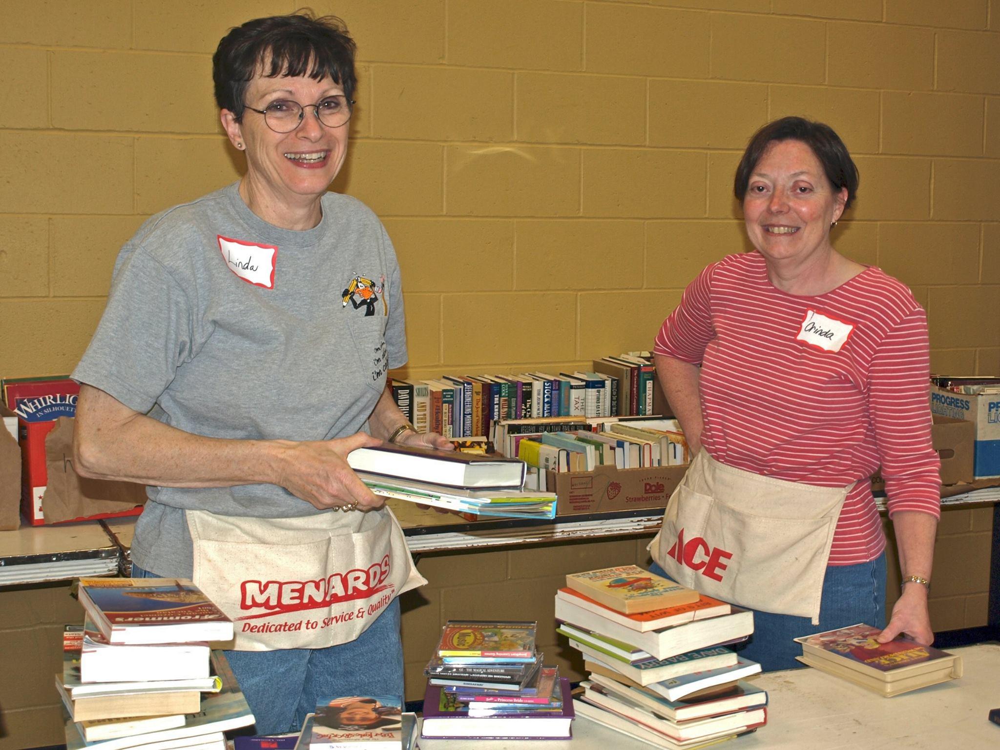Linda Poehlmann and Orinda Prell