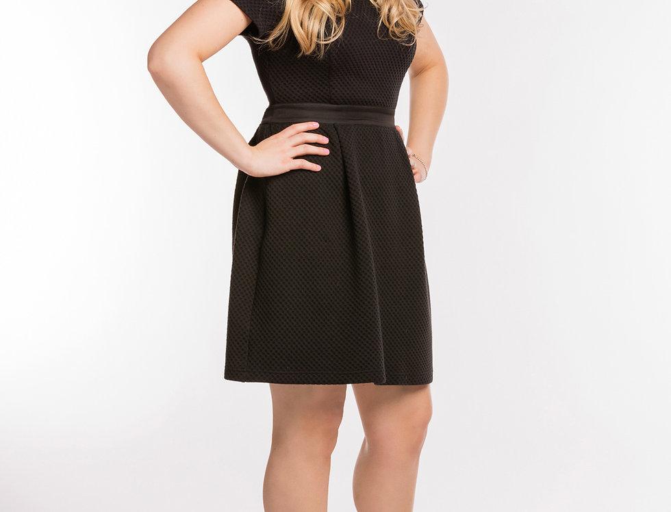 Women's Casual Style Little Black Dress