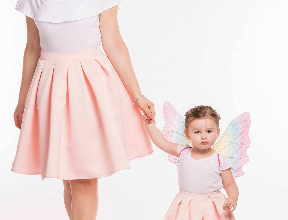 Women's Pink Wonderland Skirt