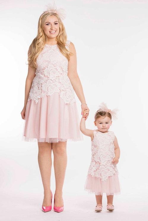 Lilly & Lilly-Ann Matching Dress Set
