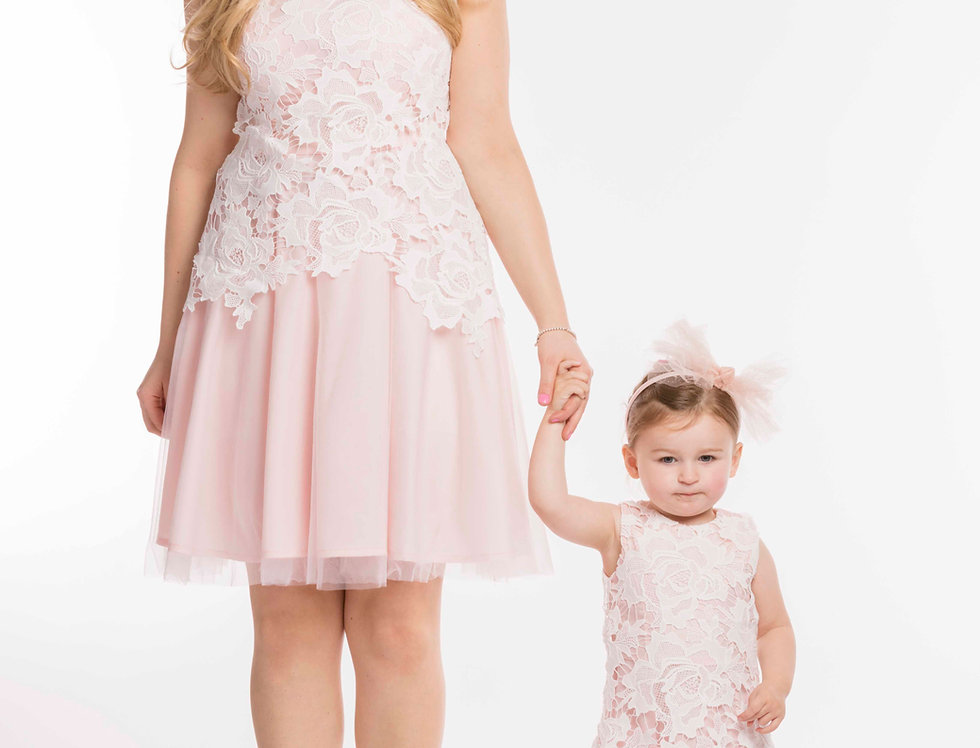 Lilly & Lilly-Ann Matching Dress Set