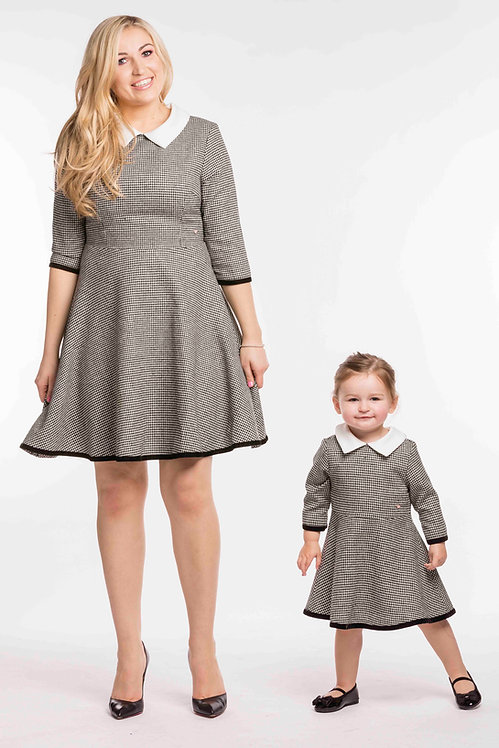 Sofia & Sophie Mother & Daughter Matching Dress Set