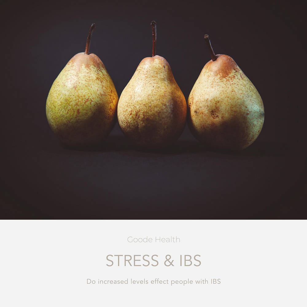 Stress and IBS the gut-brain connection