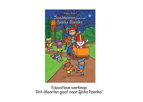 Werkmap Sint-Maarten gaat naar Sjinka Poenka