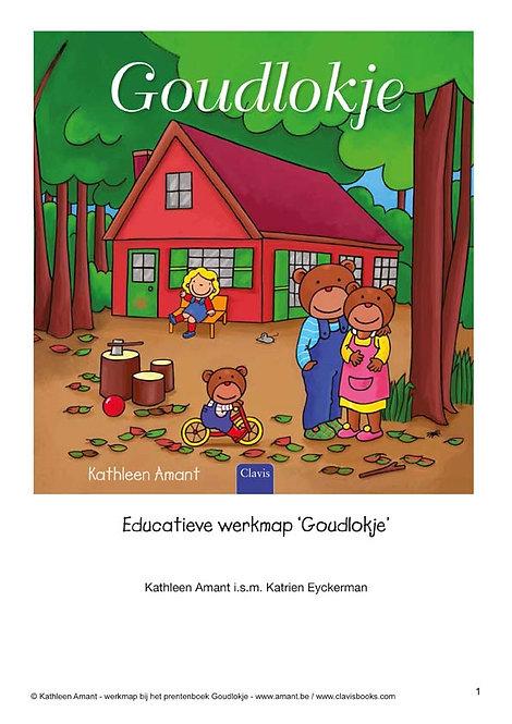 Educatieve werkmap Goudlokje
