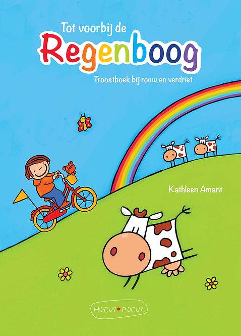 Prentenboek 'Tot voorbij de regenboog'