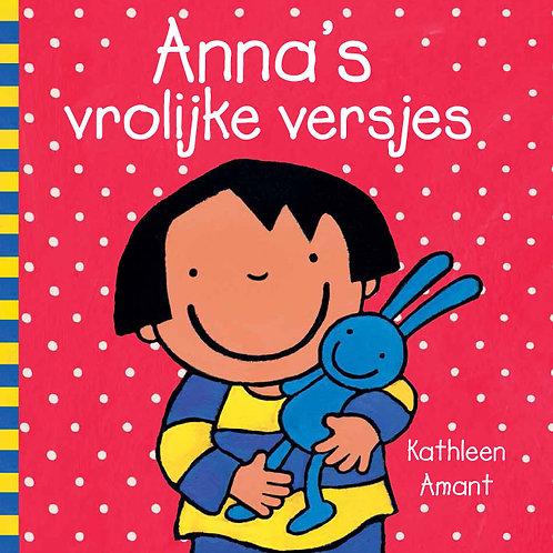 Anna's vrolijke versjes