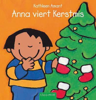 Anna viert kerstmis
