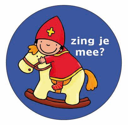 Klaasje Sinterklaasje-liedje
