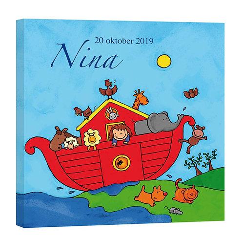 Canvas Ark van Noach