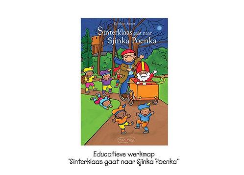 Werkmap Sinterklaas gaat naar Sjinka Poenka
