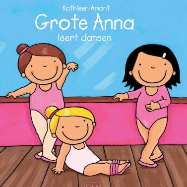 Grote Anna leert dansen