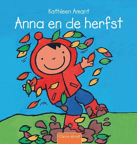 Anna in de herfst