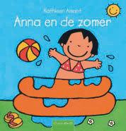 Anna in de zomer