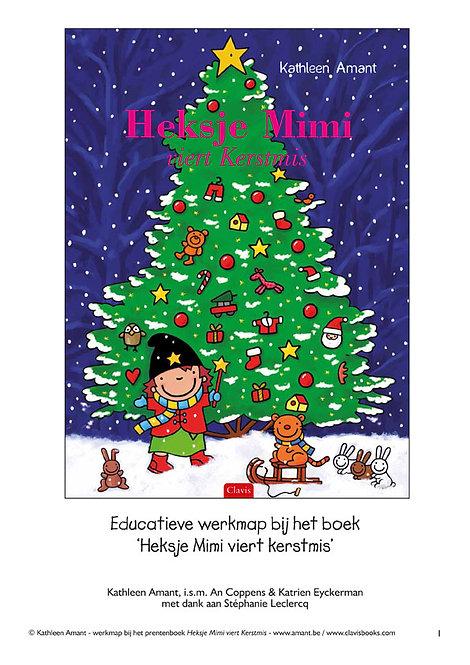 Educatief pakket Heksje Mimi viert Kerstmis
