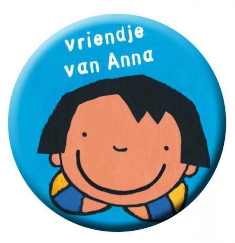 Button vriendje van Anna