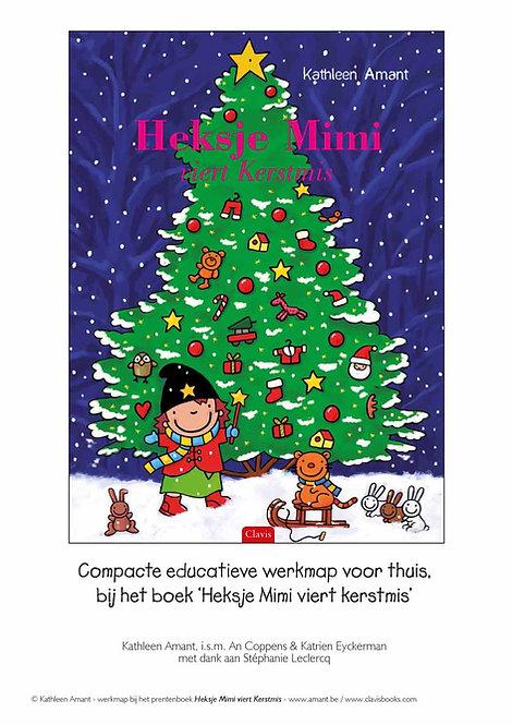 Thuispakket Heksje Mimi viert Kerstmis