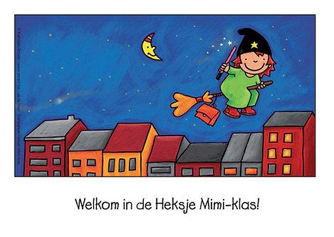 Startpakket Heksje Mimi-klas