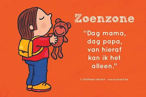 Spandoek 'Zoenzone'