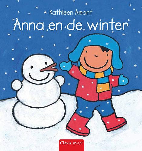 Anna in de winter