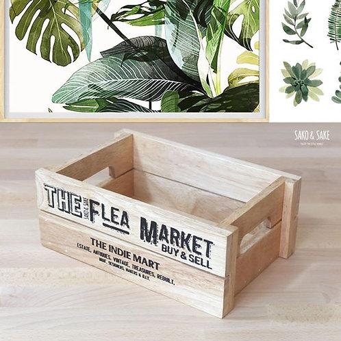 Crate S / The flea Market