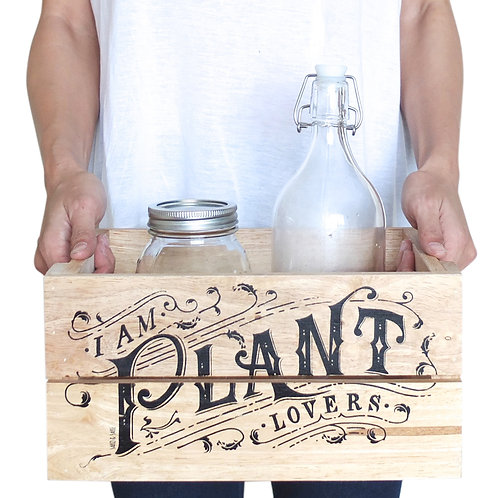 Crate M / I'm Plant Lover