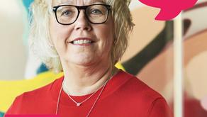Intervjuserie: Sari Isberg, relationsförvaltare hos Stena Fastigheter och klasscoach.
