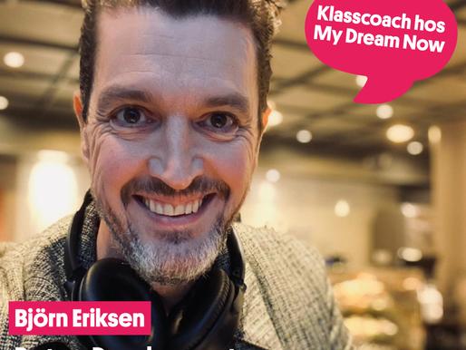 Intervjuserie: Björn Eriksen, Partner Development Manager hos Microsoft och klasscoach.