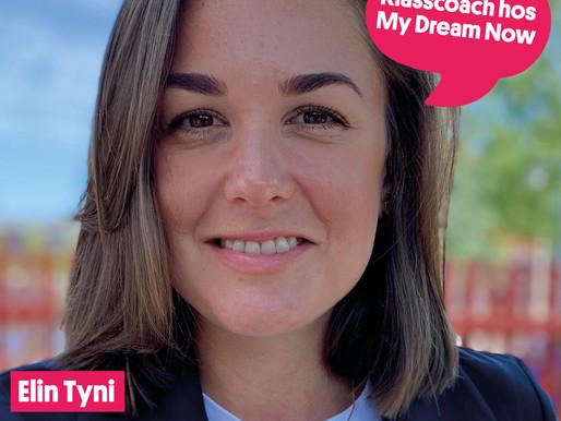Intervjuserie: Elin Tyni, Data och AI specialist hos Microsoft och klasscoach.
