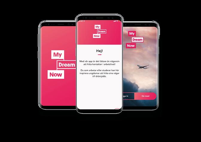 My.Dream.Now-appen-startskarm.png