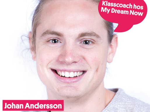 Intervjuserie: Johan Andersson, Customer Success Account Manager hos Microsoft och klasscoach.