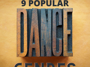 The Story Of 9 Popular Dance Genres