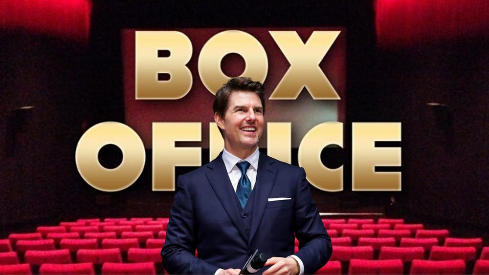 Tom Cruise 100 million films