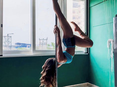 Pole Dancing- India's New Dance Obsession