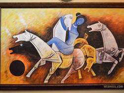 100 Years of Indian Art: From Tagore to Husain