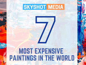 The 7 Most Expensive Paintings in the World