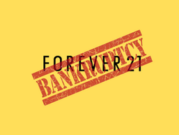 Forever 21 - The Collapse of a  Fast Fashion Empire