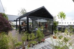 Sonnenschutz Terrasse freistehend