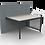 Thumbnail: Lamellendach TECHNIC | 501,9 cm x 400 cm | Screen rechts oder links