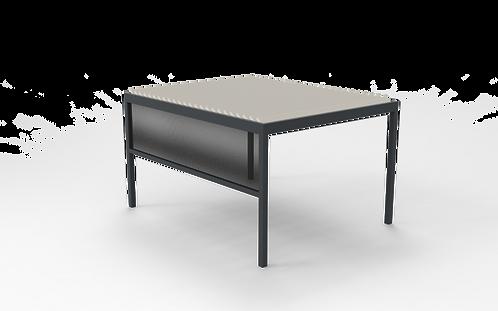 Lamellendach TECHNIC   501,9 cm x 400 cm   Screen vorne oder hinten