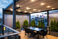 Sonnenschutz Terrasse