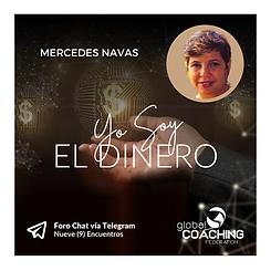 EVENTO YO SOY EL DINERO -MERCEDES NAVAS.