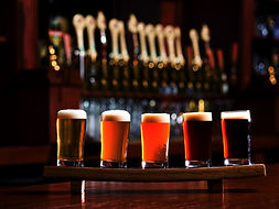 Large Selection of Craft Beers