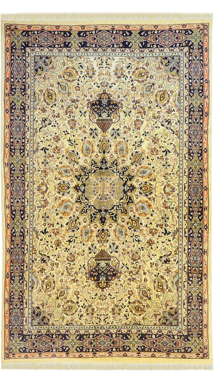 Tappeto Indiano Agra 295x185 cm