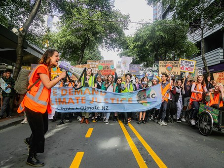 SchoolStrike4ClimateNZ: a monumental act of kindness to honour our common humanity