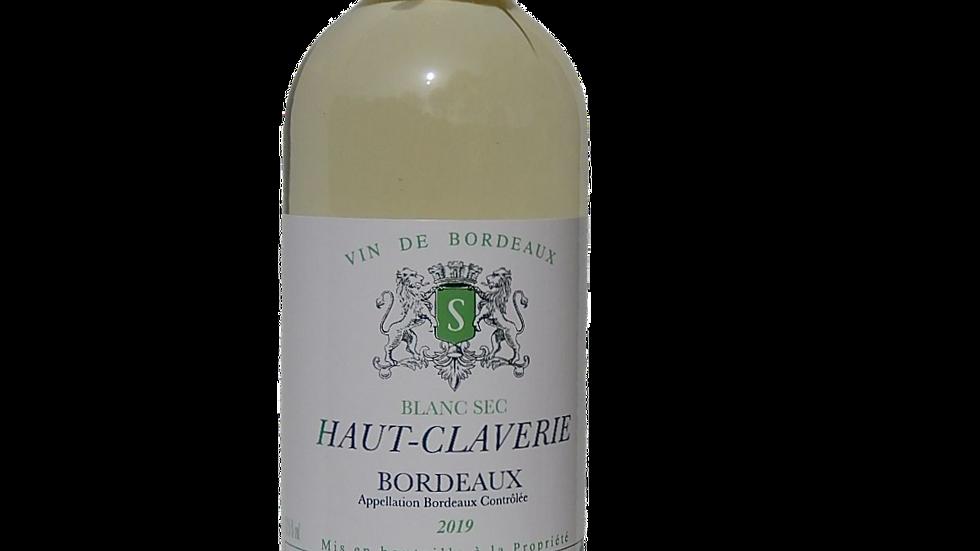 Château Haut-Claverie 2020 (Bordeaux Sec)