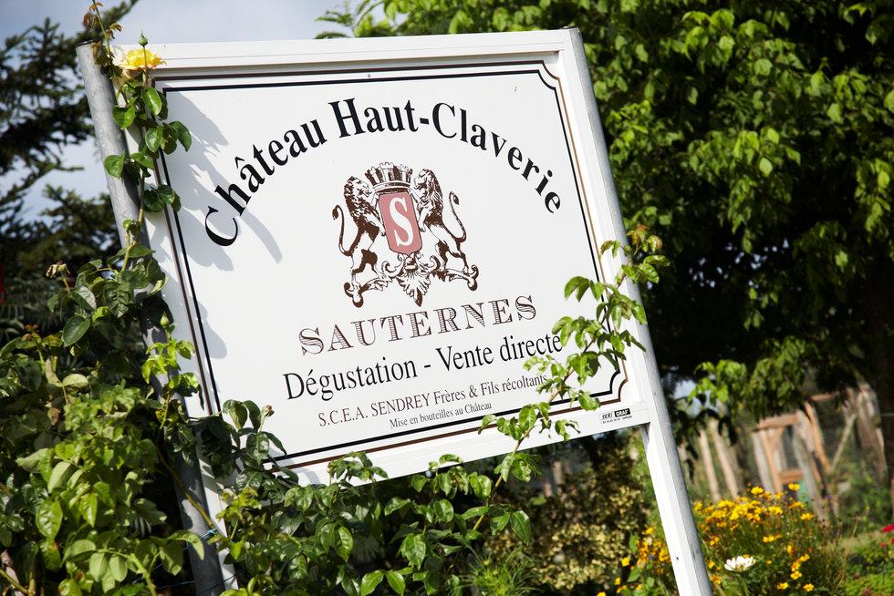 Château Haut-Claverie
