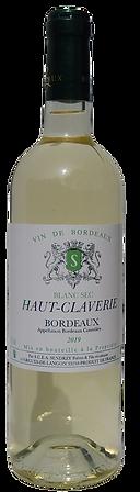 Haut-Claverie Bordeaux Sec